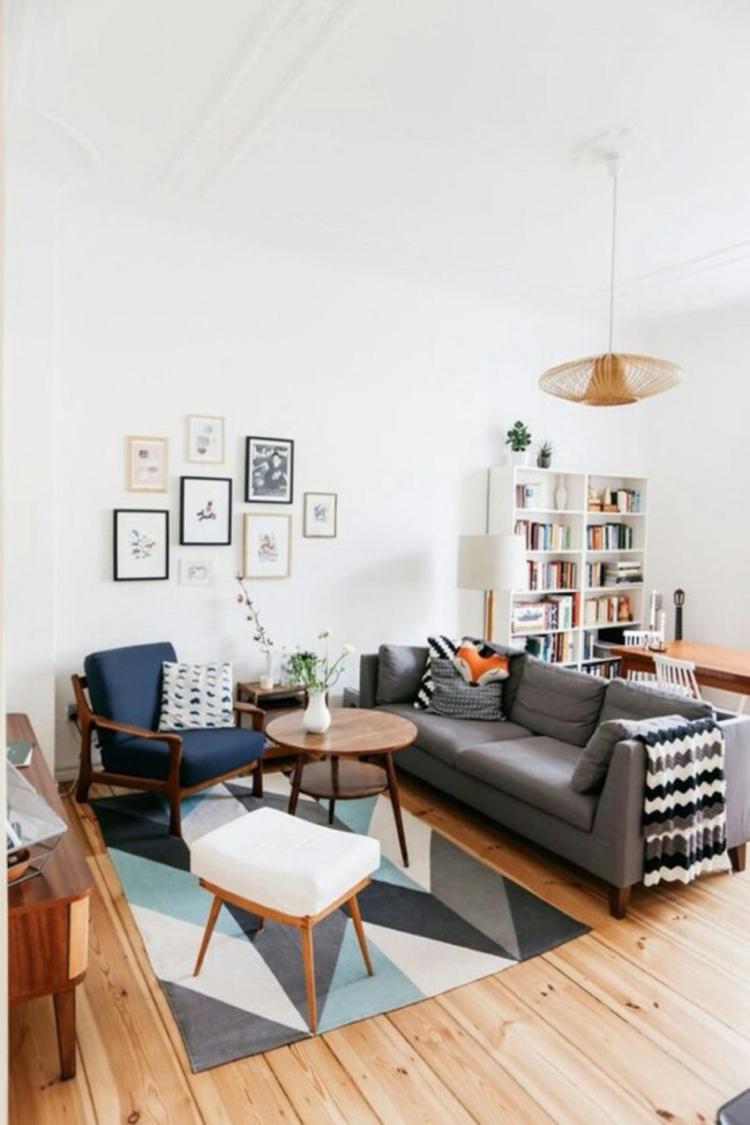 Le Tapis Scandinave S Invite Dans L Interieur 26 Idees Nordiques